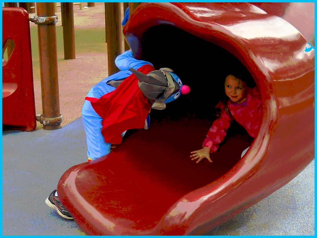 polly slide