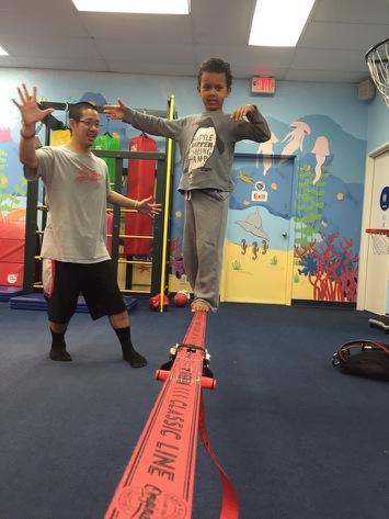 my gym balance