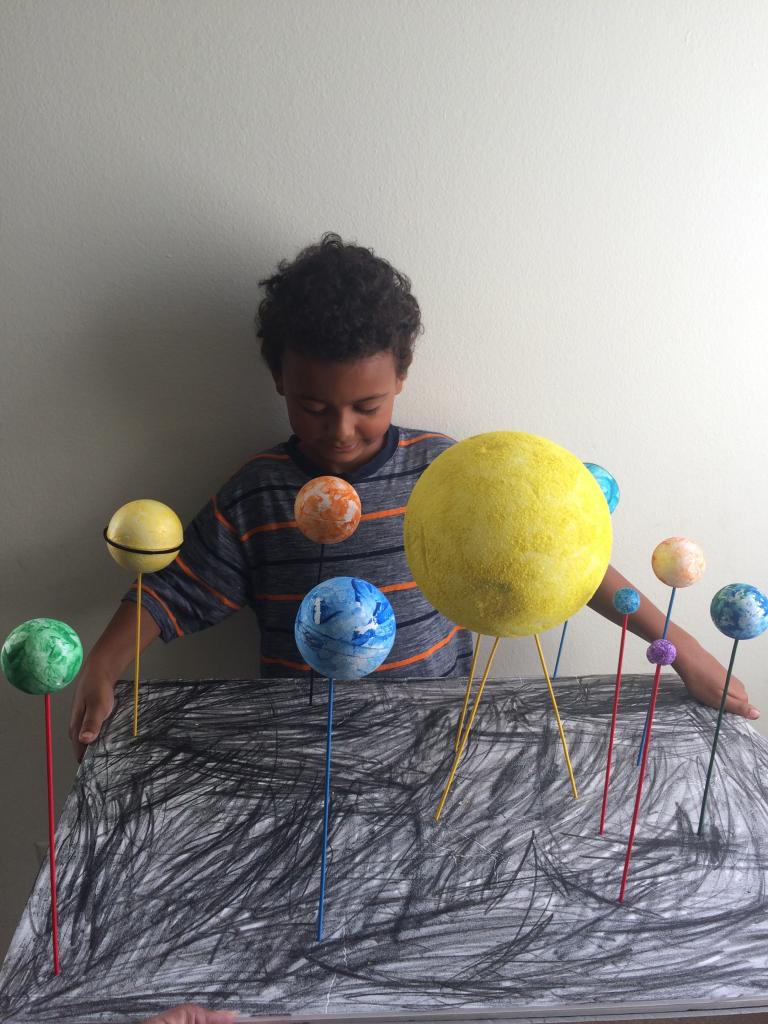 planet-model